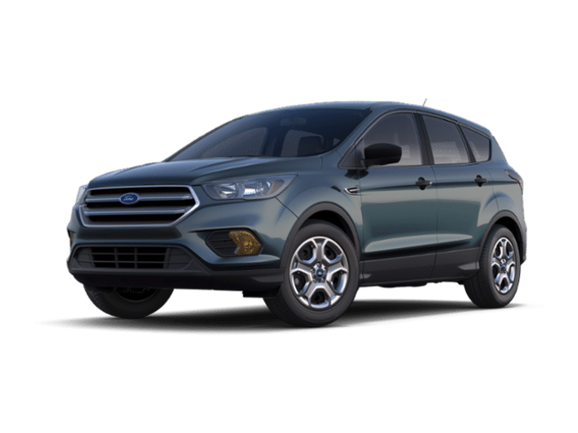 New 2019 Ford Escape S SUV in Woodstock, IL